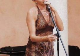 Christa Elmer & Band idos live @ CCA - Andratx