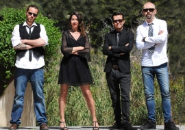Party Band Mallorca Christ & Band idos