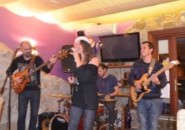 Christa & Bandidos live @ EL SOL Son Serra de Marina