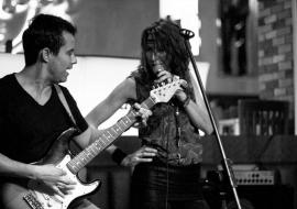 Christa & Band idos