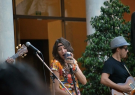 Christa & Band idos live @ CCA Andratx - Centre Cultural