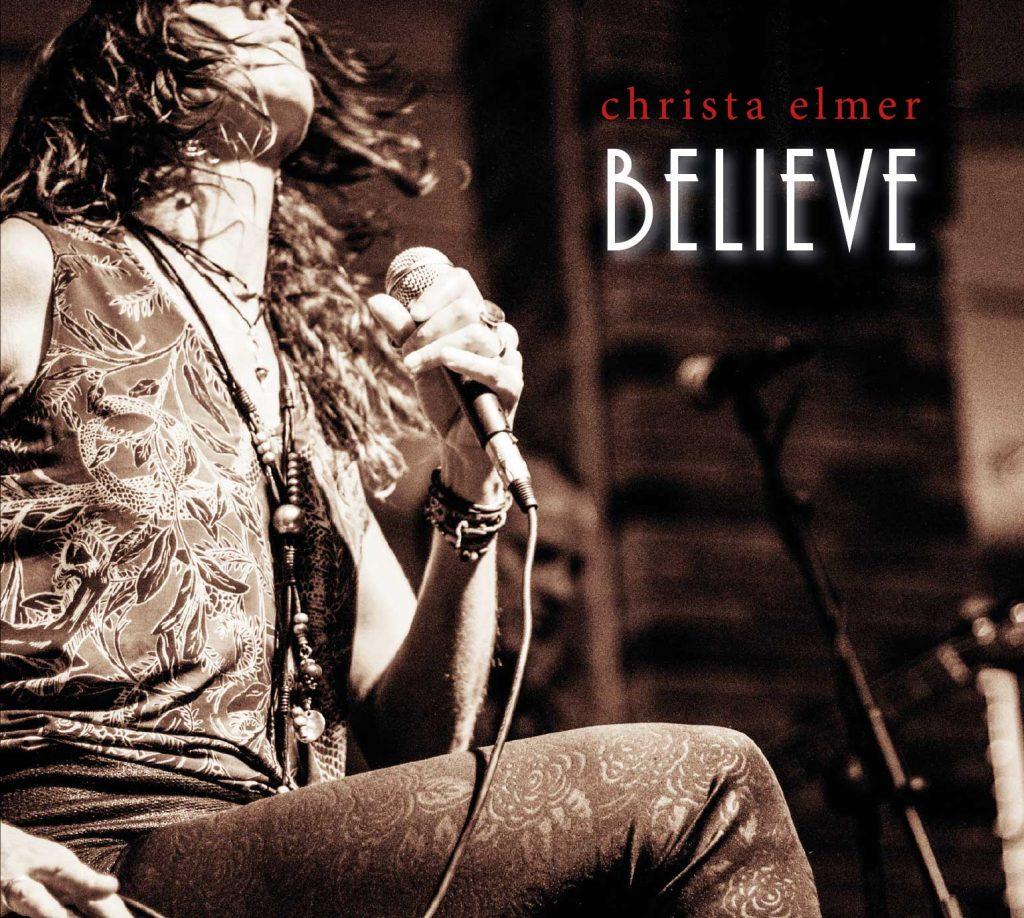 Christa Elmer CD Believe